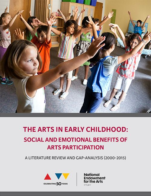 Arts in Early Childhood-cover
