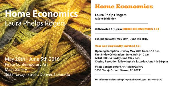 Home Economics Laura Phelps Rogers promo  banner
