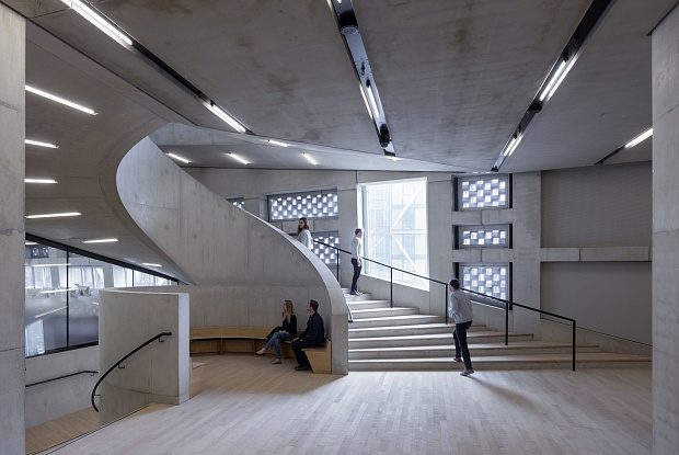 The Switch House, Tate Modern. Photo: © Iwan Baan