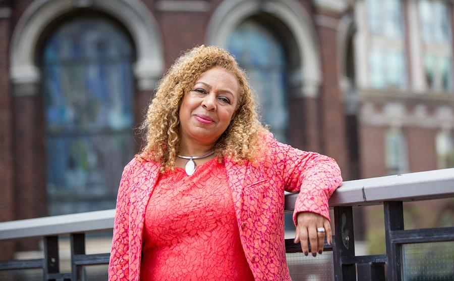 Kellie Jones, a curator, Columbia University professor, and 2016 MacArthur Fellow, spoke to Hyperallergic about her work, life, and the evolving world of contemporary art.