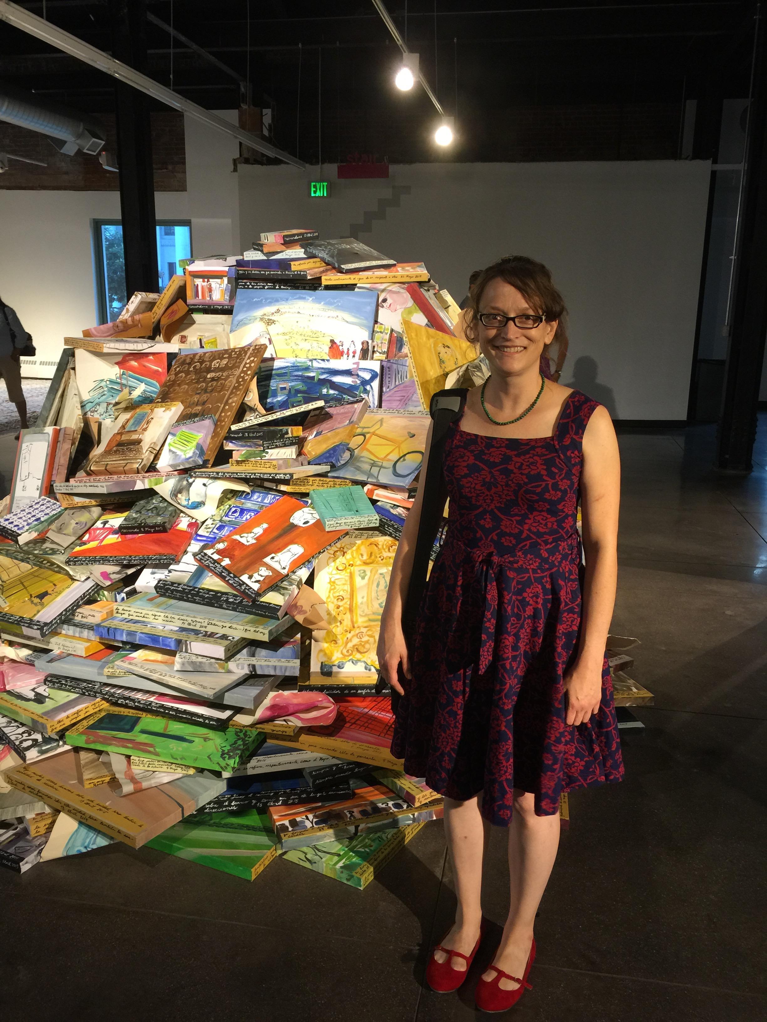 Melissa Furness, Associate Professor, Dept.of Visual Arts, CU Denver College of Arts & Media